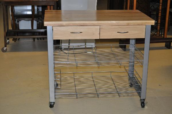 mobile kitchen work bench item 6297 yarragon auction